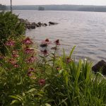 Maine lake; photo by Edwin Remsberg