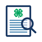 4H public speaking resources icon