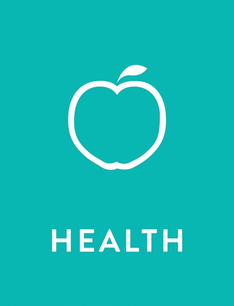4H icon to symbolize health