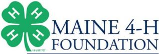 Maine 4-H Foundation logo