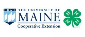 UMaine Extension with 4H cloverleaf logotype