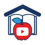 graphic for learn at home videos