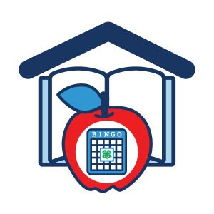 icon graphic for Learn at Home BINGO resource