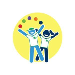 icon graphic of 4-H Fun