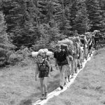 4-H hikers