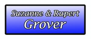 Suzanne & Rupert Grover Sponsor