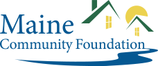 Logo for the Maine Community Foundation