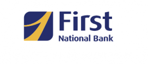 Logo for First National Bank