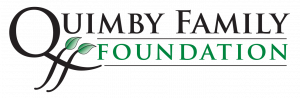 Logo for the Quimby Family Foundation