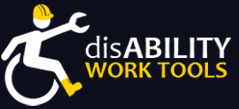 disability work tools logo