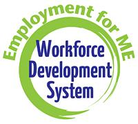 Employment for ME: Workforce Development System logo