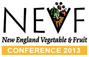 New England Vegetable & Fruit Conference 2013