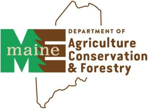 Maine Department of Agriculture, Conservation, & Forestry logo
