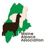 Maine Alpaca Association logo