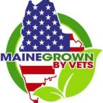 Maine Grown by Vets logo
