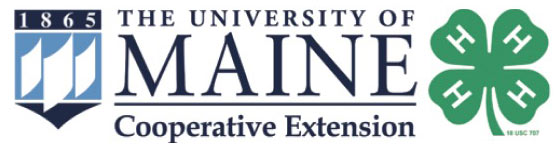 UMaine Cooperative Extension and 4H logo
