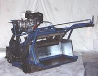Darlington Blueberry Harvester