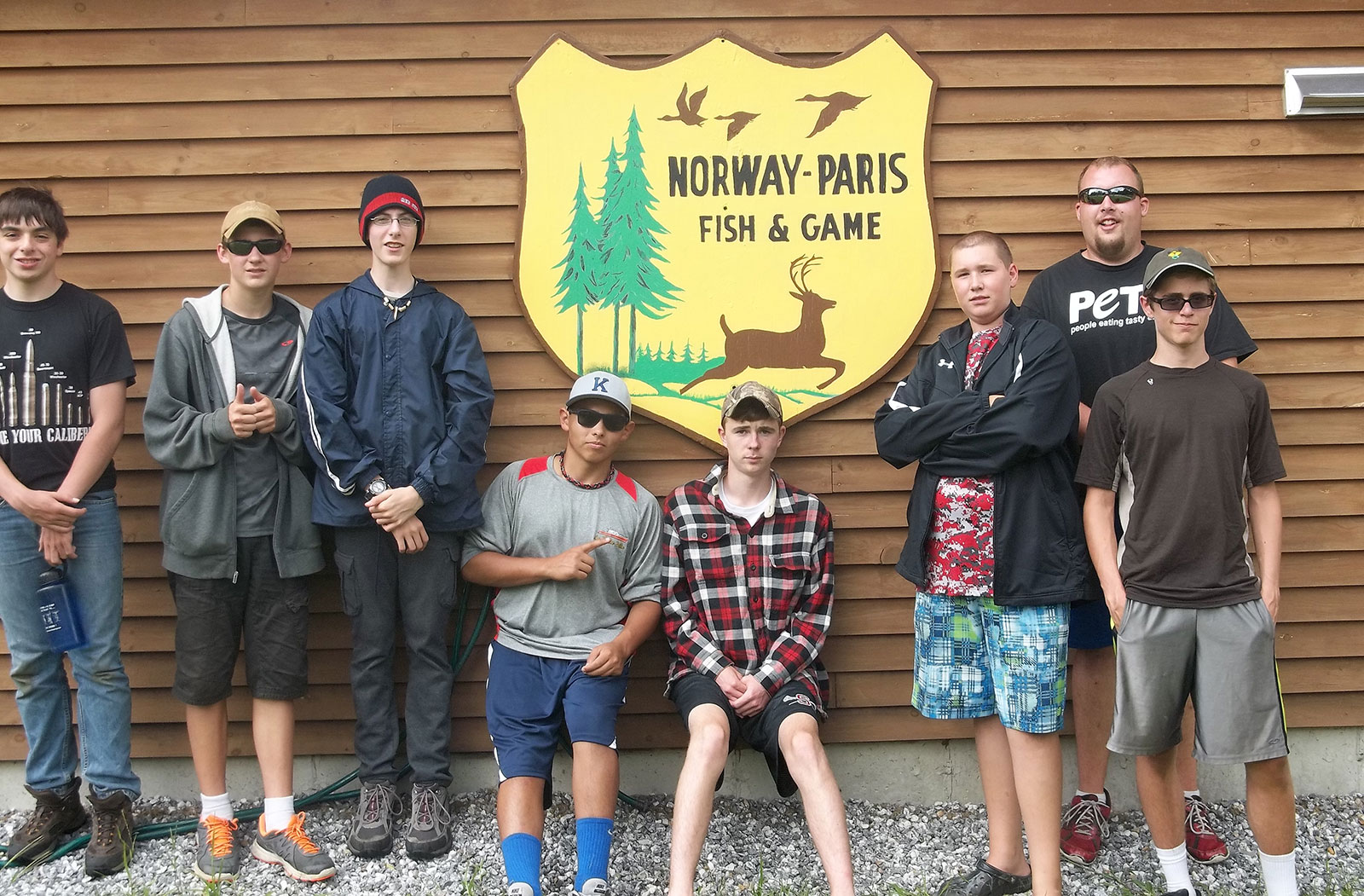 Image result for maine; youth field day; norway paris fish and game
