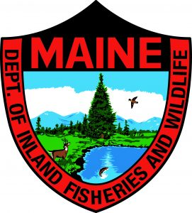 Maine Department of Inland Fisheries and Wildlife logo