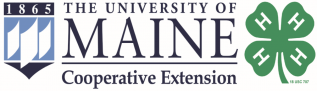 The University of Maine Cooperative Extension 4-H logo