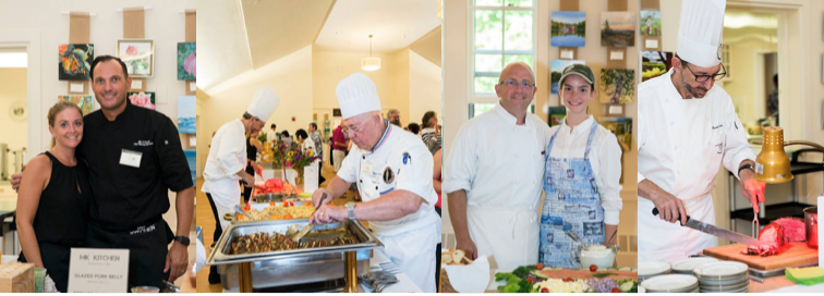 A Taste of Tidewater 2016 guest chefs