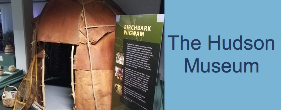 Birch Wigwam at the Hudsom Museum