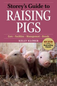 Bookcover: Storey's Guide to Raising Pigs, Third Edition