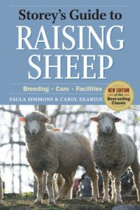Bookcover: Storey's Guide to Raising Sheep