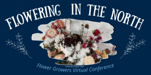 Flowering in the North webinar logo