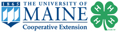 University of Maine Cooperative Extension 4-H Combined Logo