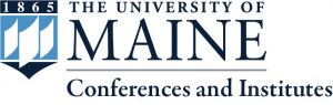 University of Maine Conferences and Institutes Logo