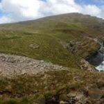 Falkland Islands' penninsula.