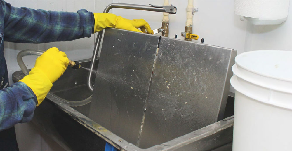 Lesson 1: Sanitation and Food Safety for Cheesemakers ...