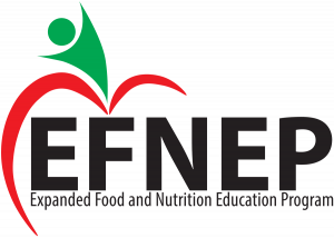 EFNEP, Expanded Food and Nutrition Education Program logo