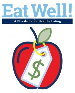 icon graphic for Eat Well Newsletter
