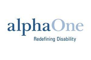 AlphaOne logo for sponsorship listing