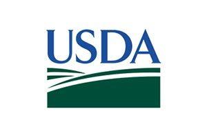 USDA logotype graphic for sponsorship listing