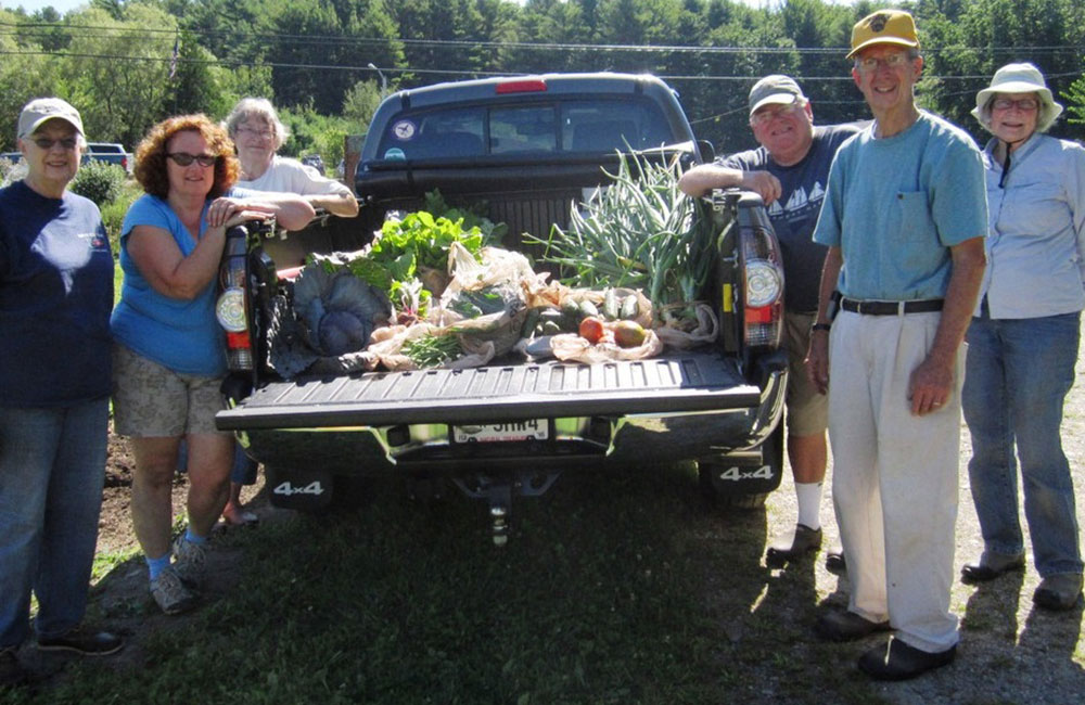 Maine Master Gardener Volunteers Cooperative Extension Garden
