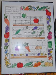 DEAN Garden drawing.