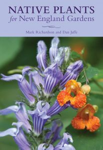 Native Plants for New England Gardens book cover