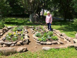 Conway Homestead Garden & Gaby