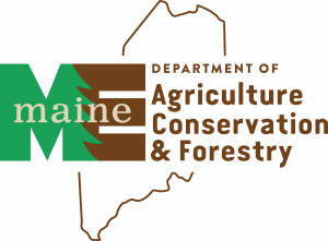 Maine Department of Agriculture, Conservation and Forestry Logo