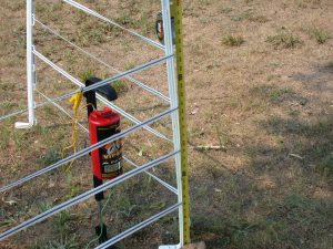 multi-strand electric fence