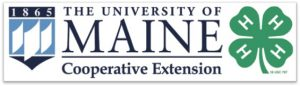 University of Maine Cooperative Extension and 4-H logo