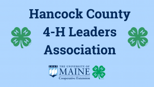 4-H leaders association logo