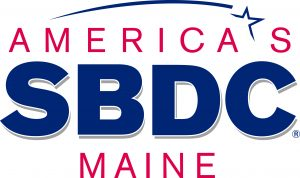 Small Business Development Center Maine Logo