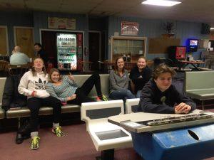 Jolly Juniors bowling
