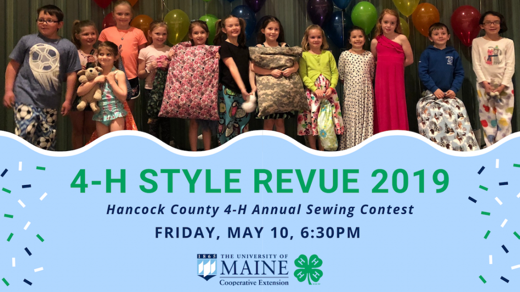 Style Revue 2019 Event Cover