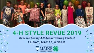 Style Revue 2019 Event Cover