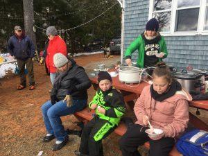 Jolly Juniors Ice Fishing